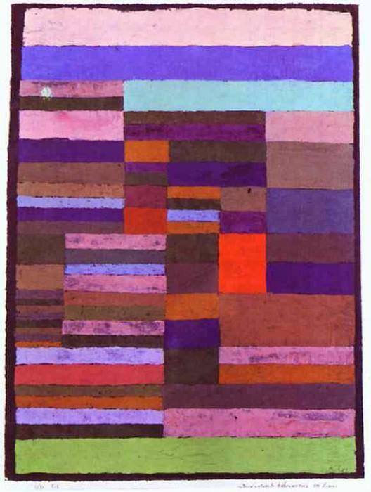 #22962. Paul Klee