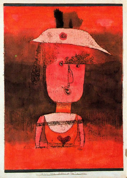 #13474. Paul Klee
