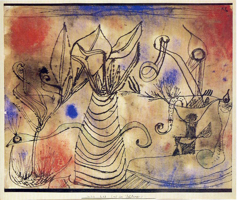 art 721. Paul Klee