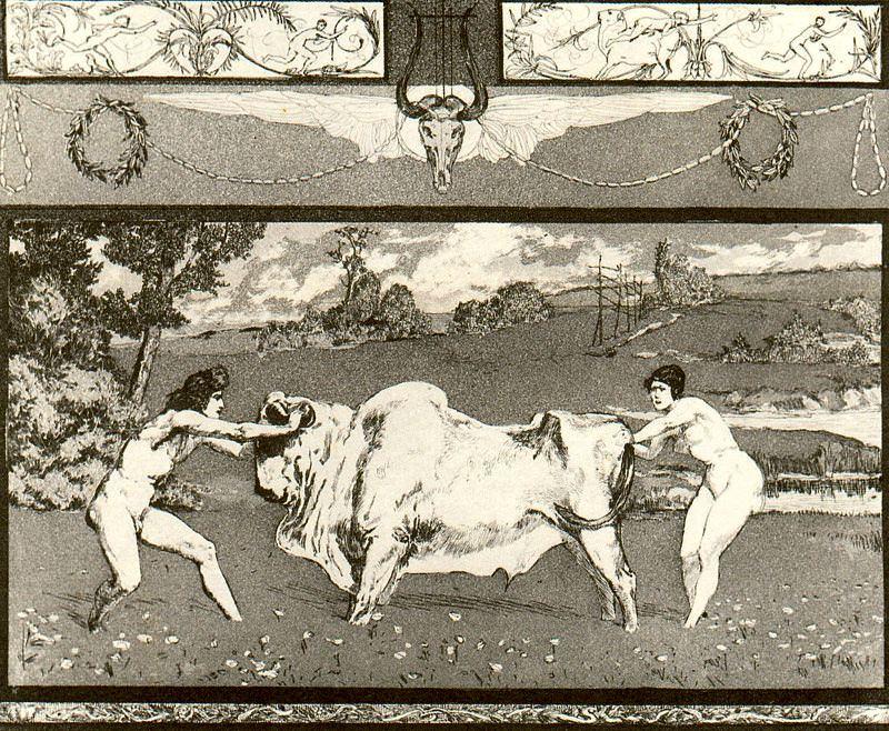 #18363. Макс Клингер