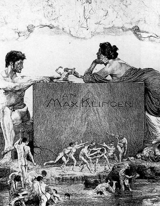 #18456. Max Klinger