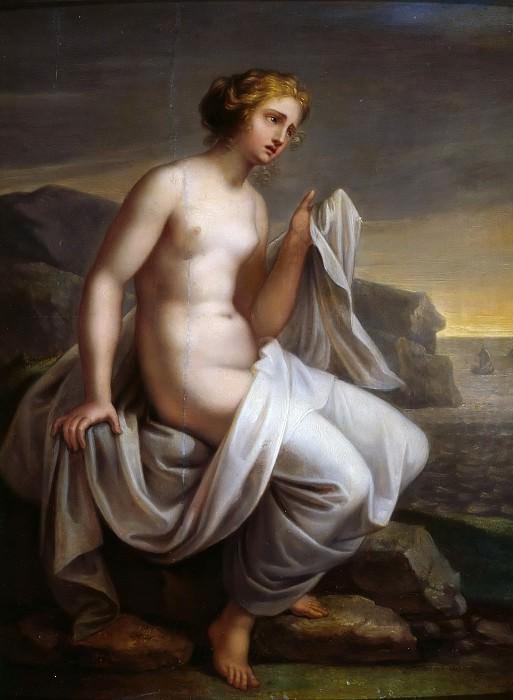 Ariadne on Naxos. Franz Gerhard Von Kügelgen