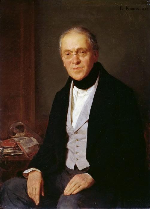 Густав Фридрих Ваген. Людвиг Кнаус