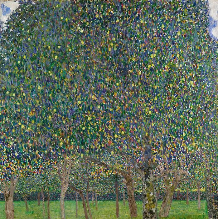 Pear Tree. Gustav Klimt