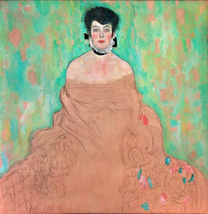 Amalie Zuckerkandl. Gustav Klimt