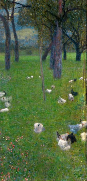 После дождя. Густав Климт