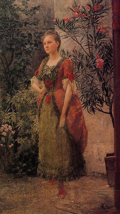 Portrait of Emilie Floge. Gustav Klimt