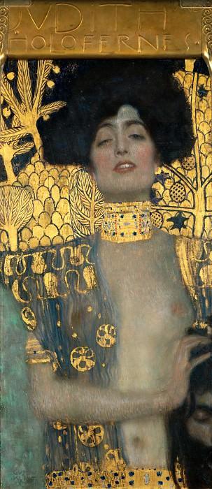 Judith I. Gustav Klimt