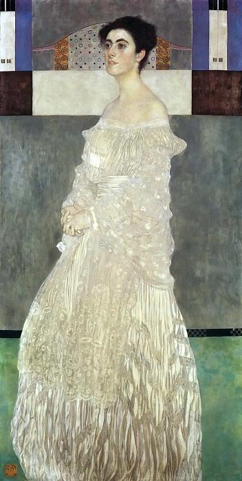Margaret Stonborough-Wittgenstein. Gustav Klimt