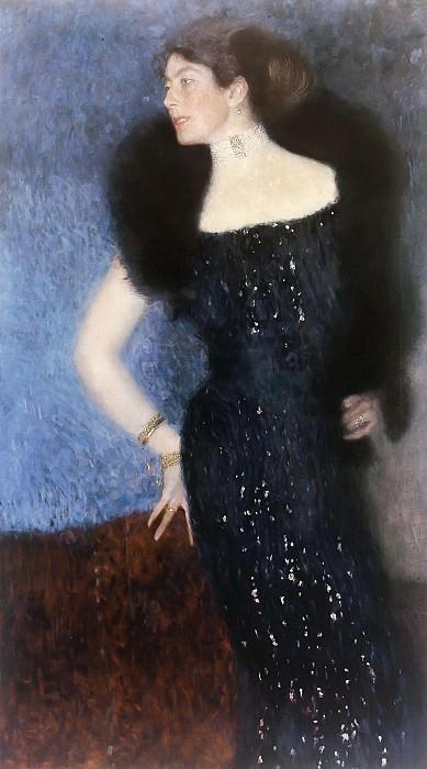Rose von Rosthorn-Friedmann. Gustav Klimt