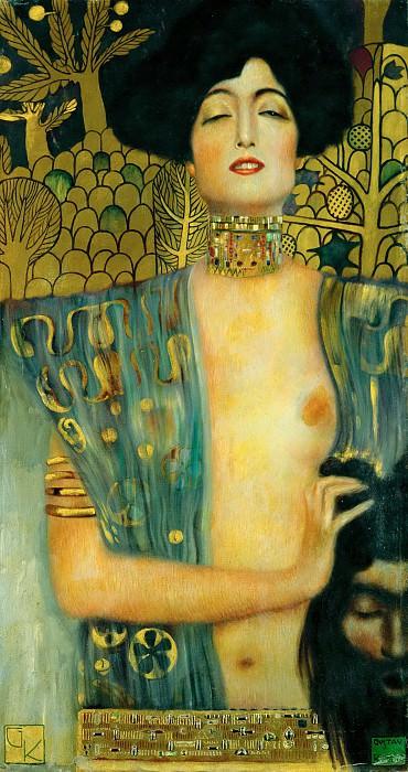 Judith. Gustav Klimt