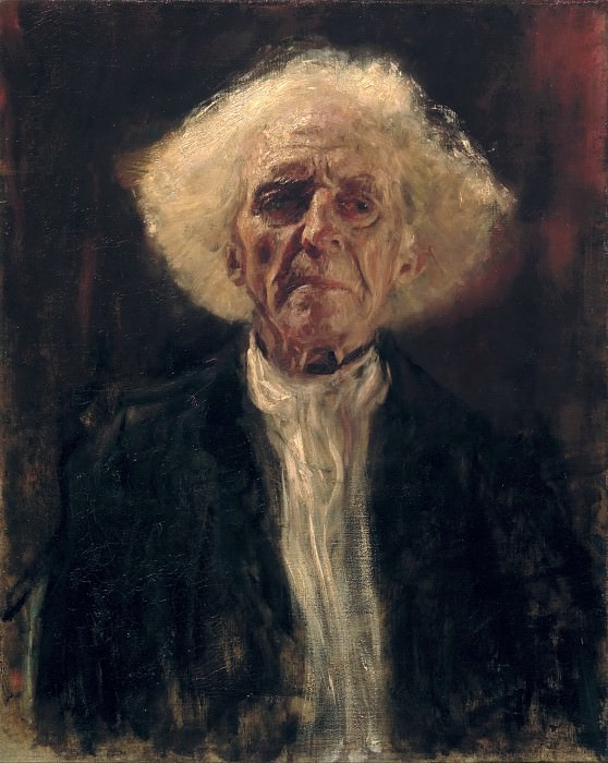 Blind Man. Gustav Klimt
