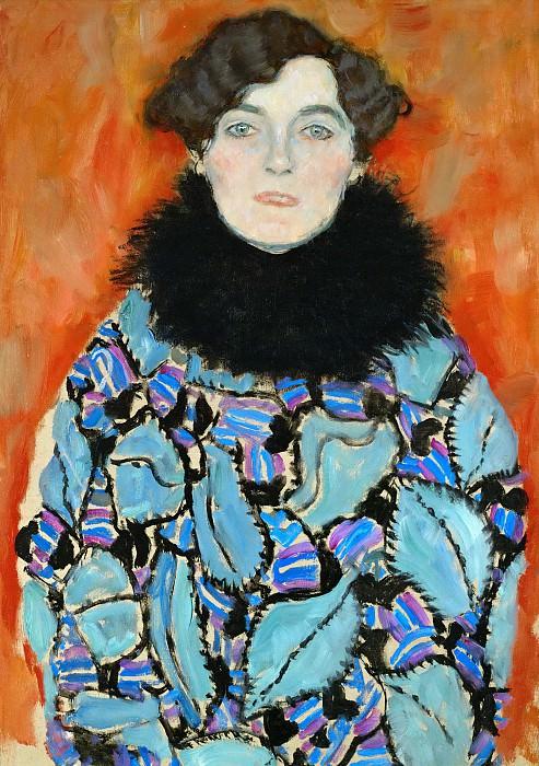 Johanna Staude. Gustav Klimt