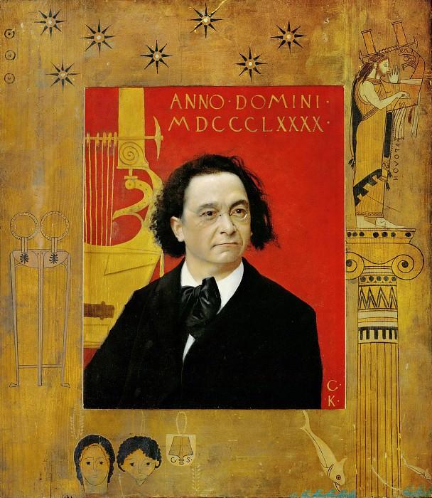Joseph Pembauer. Gustav Klimt