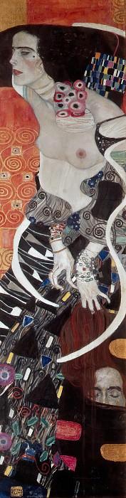 Judith II. Gustav Klimt