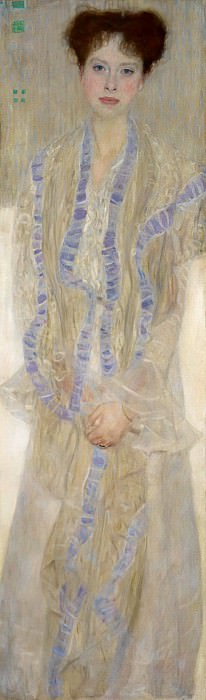 Gertrud Loew. Gustav Klimt
