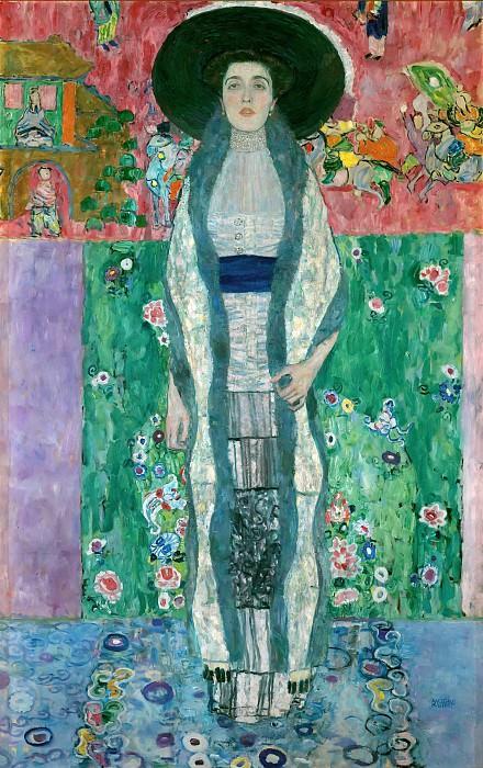 Adele Bloch-Bauer II. Gustav Klimt