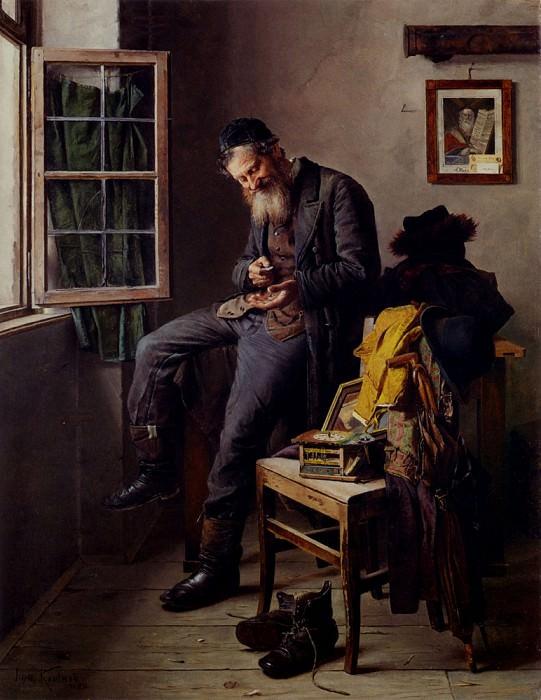 The Profit. Isidor Kaufmann
