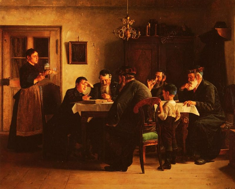 Discussing The Talmud. Isidor Kaufmann