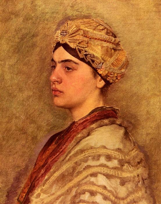 Еврейская невеста. Исидор Кауфман