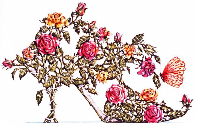 Rose. Dennis Kyte
