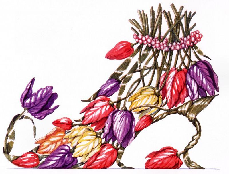 Tulip. Dennis Kyte