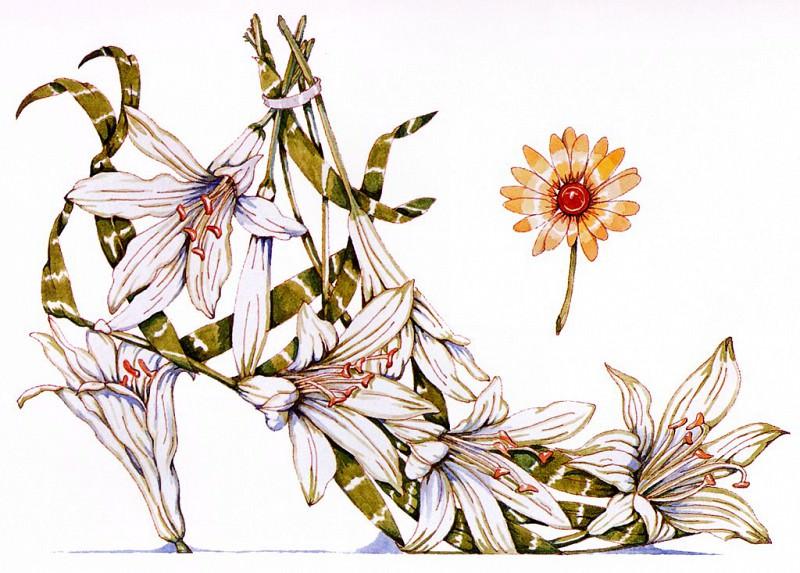 Альпийские лилии. Деннис Кайт