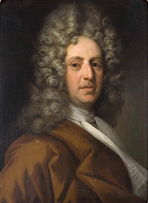 Per Ribbing of Zernava (1670-1719). David von Krafft (Attributed)