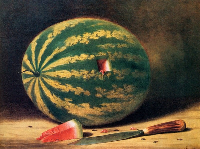 King, Albert F - Watermelon with Plug (end. Albert F King