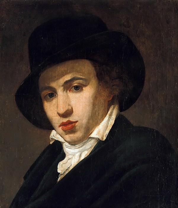 Self-portrait. Wilhelm Von Kobell