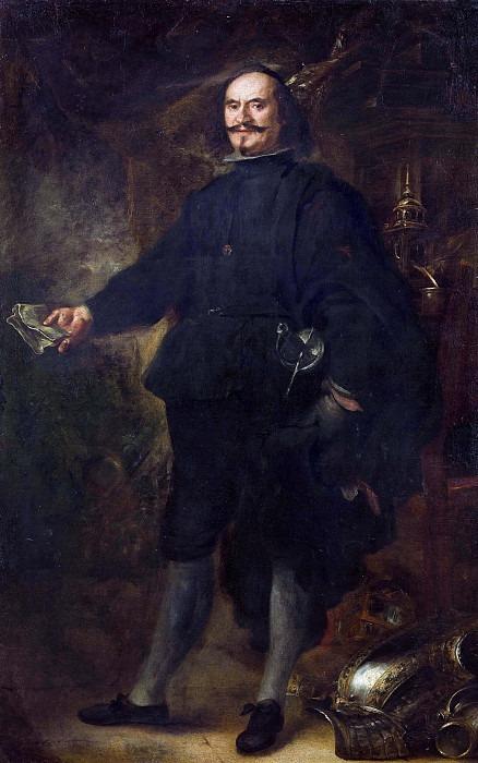 Рыцарь Святого Джеймса. Эберхард (Монсу Бернардо) Кейльхау