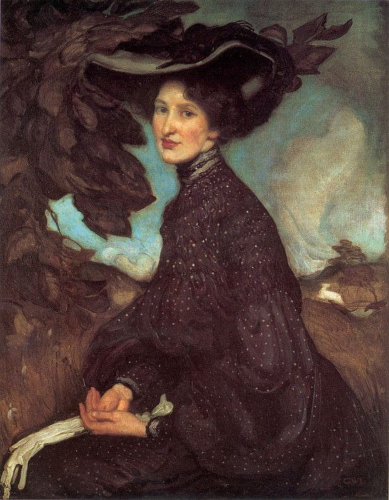 Miss Thea Proctor. George Lambert