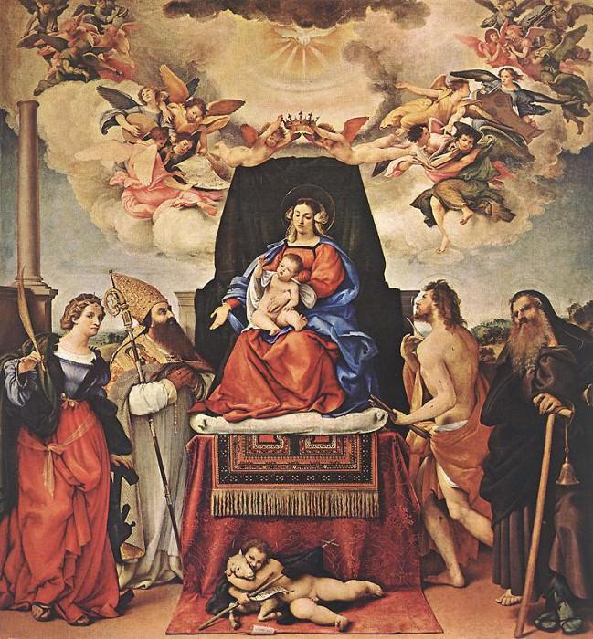madonn. Lorenzo Lotto