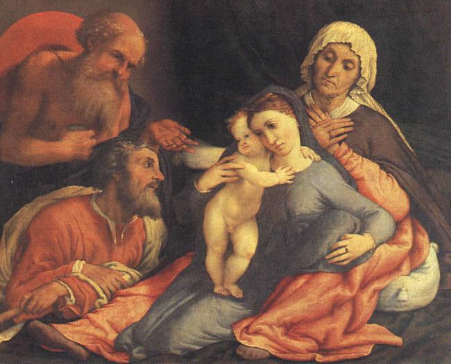 21642. Lorenzo Lotto