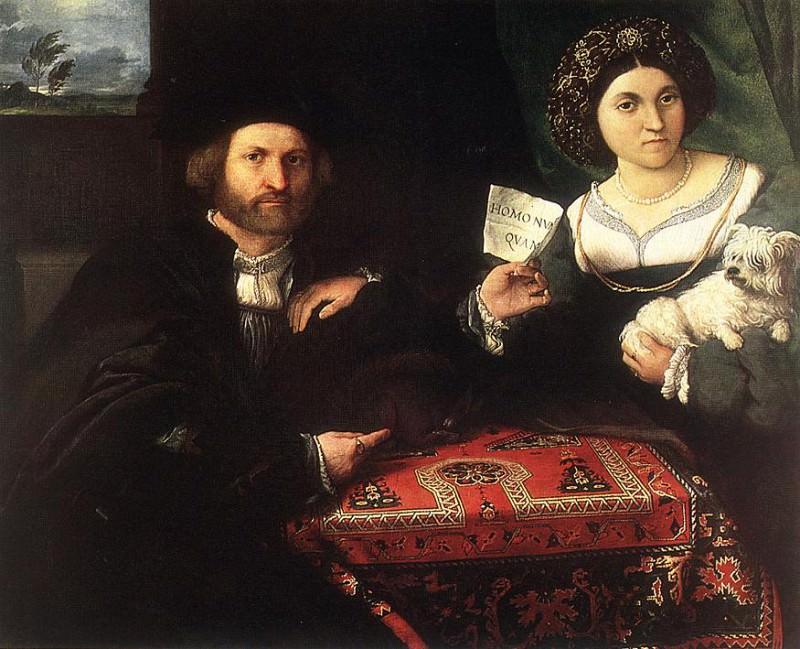 21658. Lorenzo Lotto