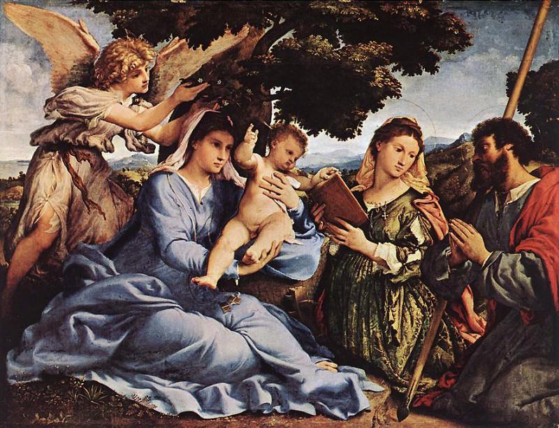 21664. Lorenzo Lotto