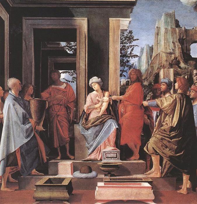 adorati. Lorenzo Lotto