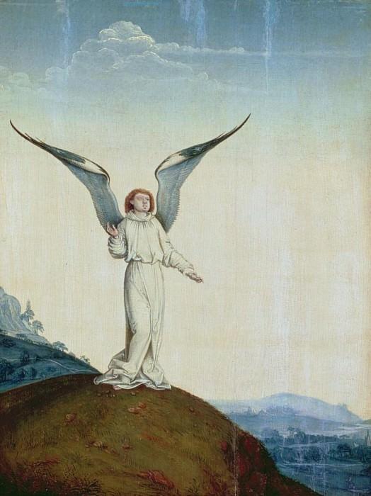 Ангел. Лукас ван Лейден