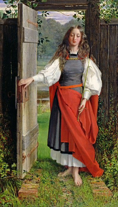 Faith. George Dunlop Leslie