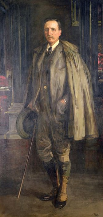The Earl of Plymouth. Sir John Lavery