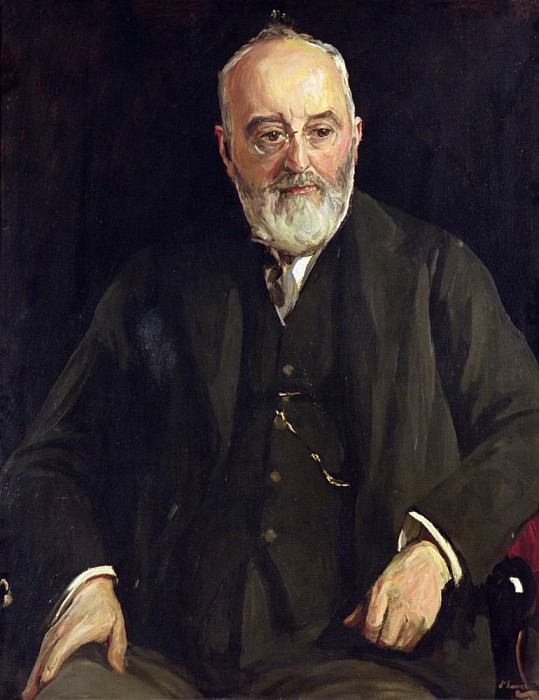 Timothy Healy. Sir John Lavery