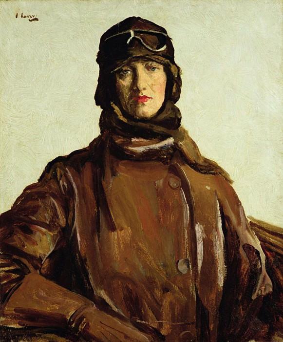 Ирландский пилот. сэр Джон Лавери
