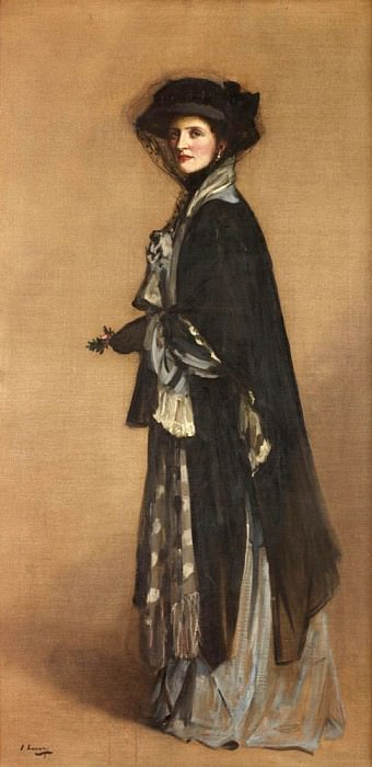 Mrs Katherine Vulliamy. Sir John Lavery