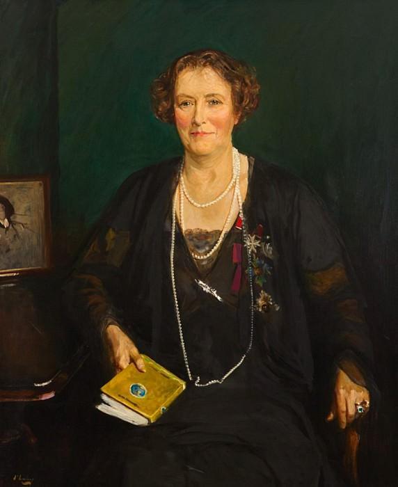 Lady Simon. Sir John Lavery