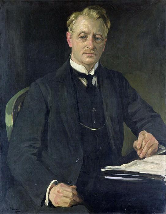 William Cosgrave. Sir John Lavery