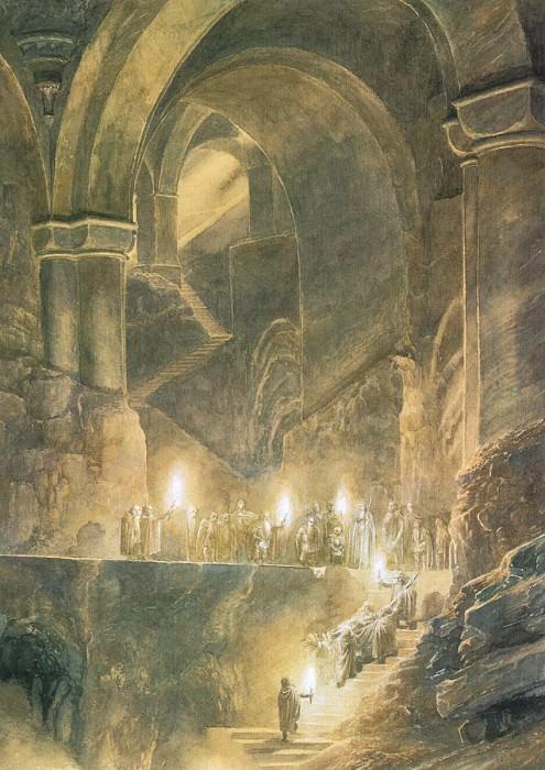 al hobbit 25. Алан Ли