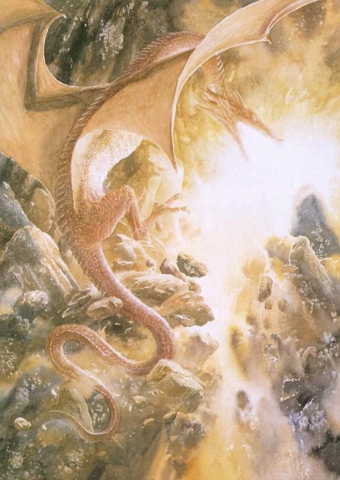 al hobbit 20. Алан Ли