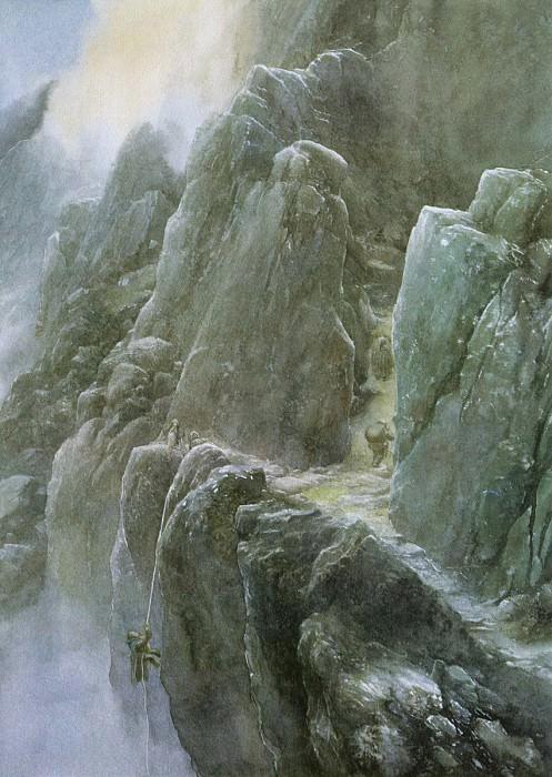 al hobbit 18. Алан Ли