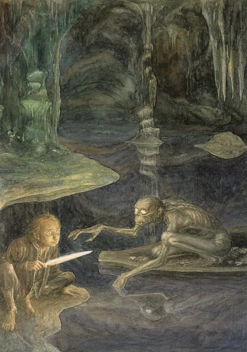 al hobbit 08. Алан Ли