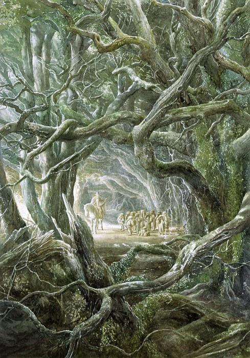 al hobbit 12. Алан Ли
